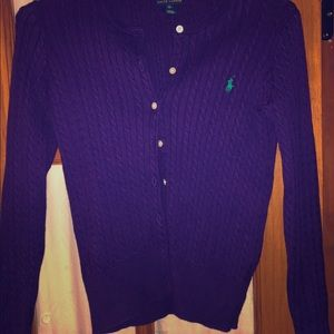 Polo Ralph Lauren Ribbed Sweater NEW!